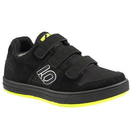 Five Ten Five Ten Freerider Kid's Flat Pedal Shoe: Black 1.5