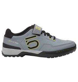 Five Ten Five Ten Kestrel Lace Men's Clipless Shoe: Onix/Yellow 8
