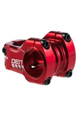 Deity Components Deity Copperhead Stem: 35mm, 31.8 Clamp, Red