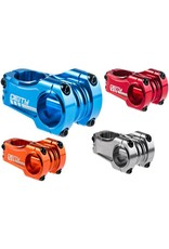 Deity Components Deity Copperhead Stem: 50mm, 31.8 Clamp, Red