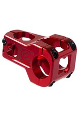 Deity Components Deity Cavity Stem: 50mm, 31.8 Clamp, Red