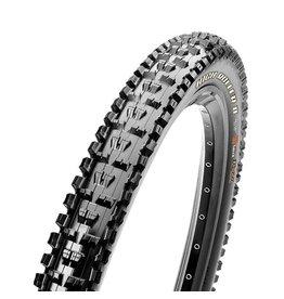 "Maxxis Maxxis High Roller II Tire: 27.5 x 2.80"", Folding, 120tpi, 3C MaxxTerra, EXO, Tubeless Ready, Black"
