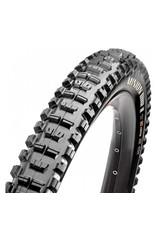 "Maxxis Maxxis Minion DHR II Tire: 27.5 x 2.80"", Folding, 60tpi, Dual Compound, EXO, Tubeless Ready, Black"