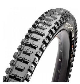"Maxxis Maxxis Minion DHR II Tire: 27.5 x 2.80"", Folding, 60tpi, Dual Compound, EXO, Tubeless Ready, Black"