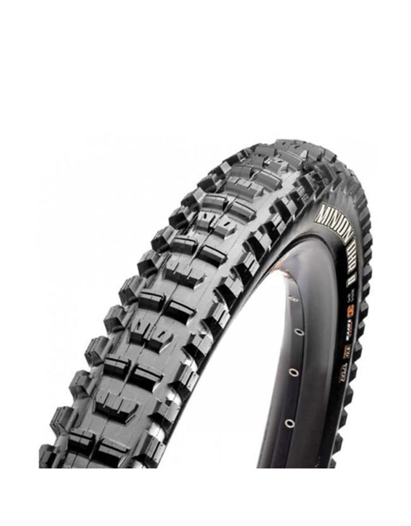 Maxxis Minion DHF Tire 29 x 3.00 Folding 120tpi 3C MaxxTerra EXO Tubeless