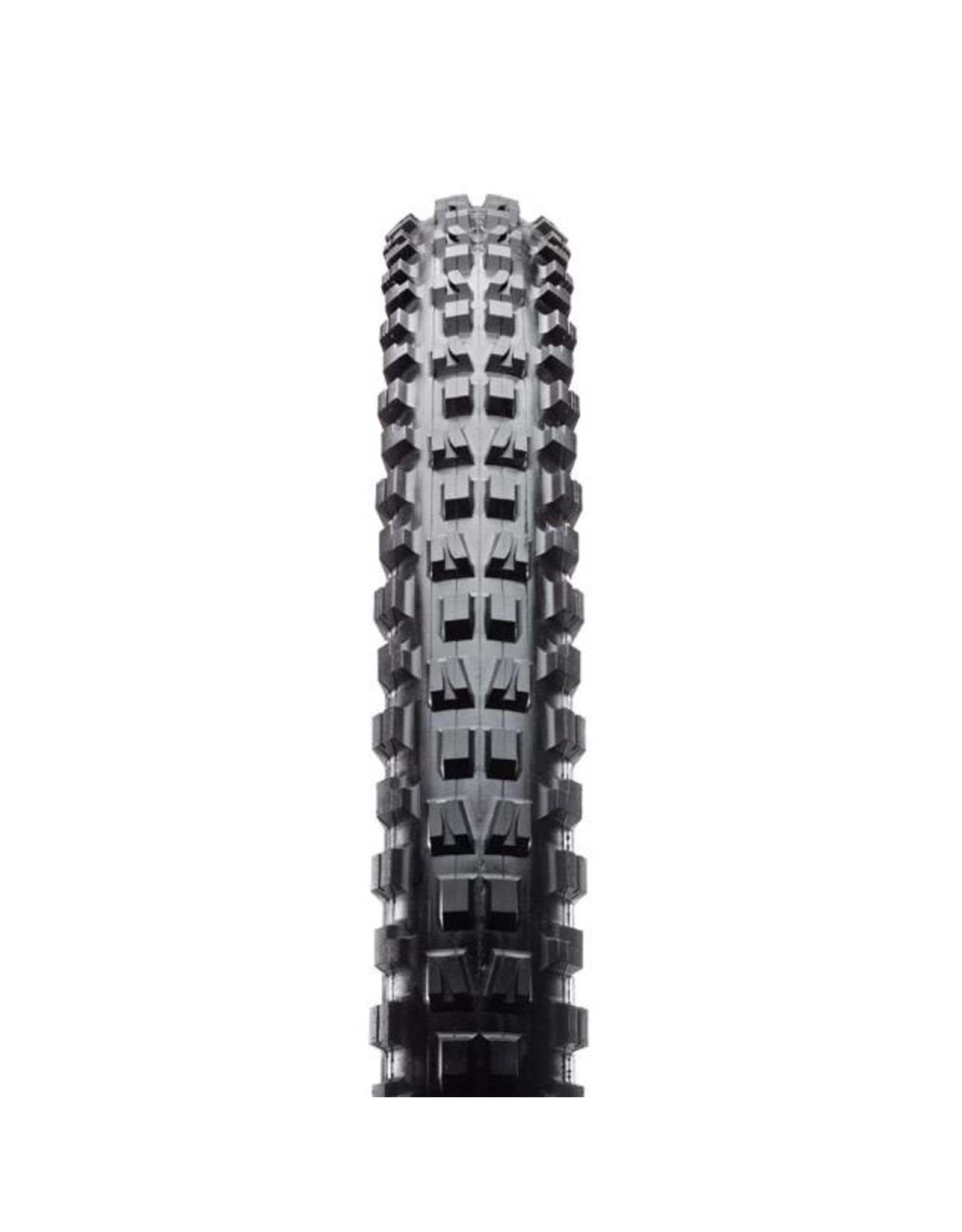"Maxxis Maxxis Minion DHF Tire: 27.5 x 2.60"", Folding, 60tpi, Dual Compound, EXO, Tubeless Ready, Black"