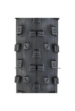 "Maxxis Maxxis Forekaster Tire: 27.5 x 2.60"", Folding, 60tpi, Dual Compound, EXO, Tubeless Ready, Black"