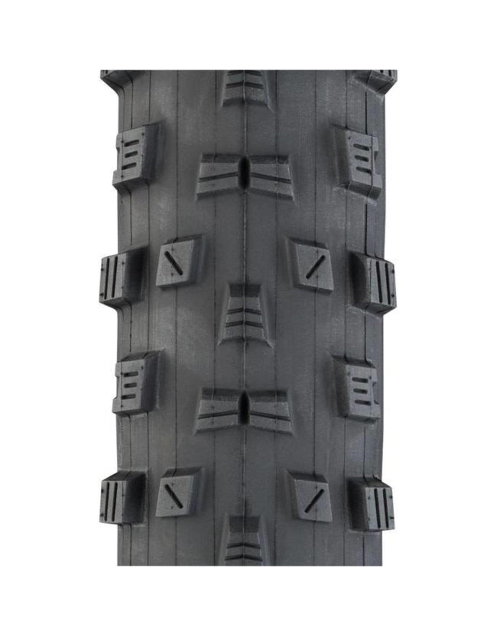 "Maxxis Maxxis Forekaster Tire: 27.5 x 2.60"", Folding, 120tpi, 3C, EXO, Tubeless Ready, Black"