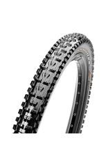"Maxxis Maxxis High Roller II Tire: 27.5 x 2.50"", Folding, 60tpi, 3C MaxxTerra, EXO, Tubeless Ready, Wide Trail, Black"