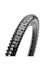 "Maxxis Maxxis High Roller II Tire: 27.5 x 2.50"", Folding, 120tpi, 3C MaxxTerra, Double Down, Tubeless Ready, Wide Trail, Black"