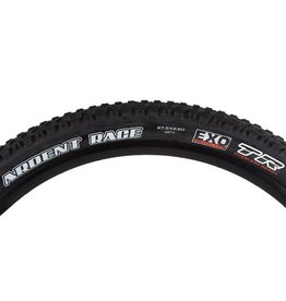 "Maxxis Maxxis Ardent Race Tire: 27.5 x 2.60"", Folding, 60tpi, Dual Compound, EXO, Tubeless Ready, Black"