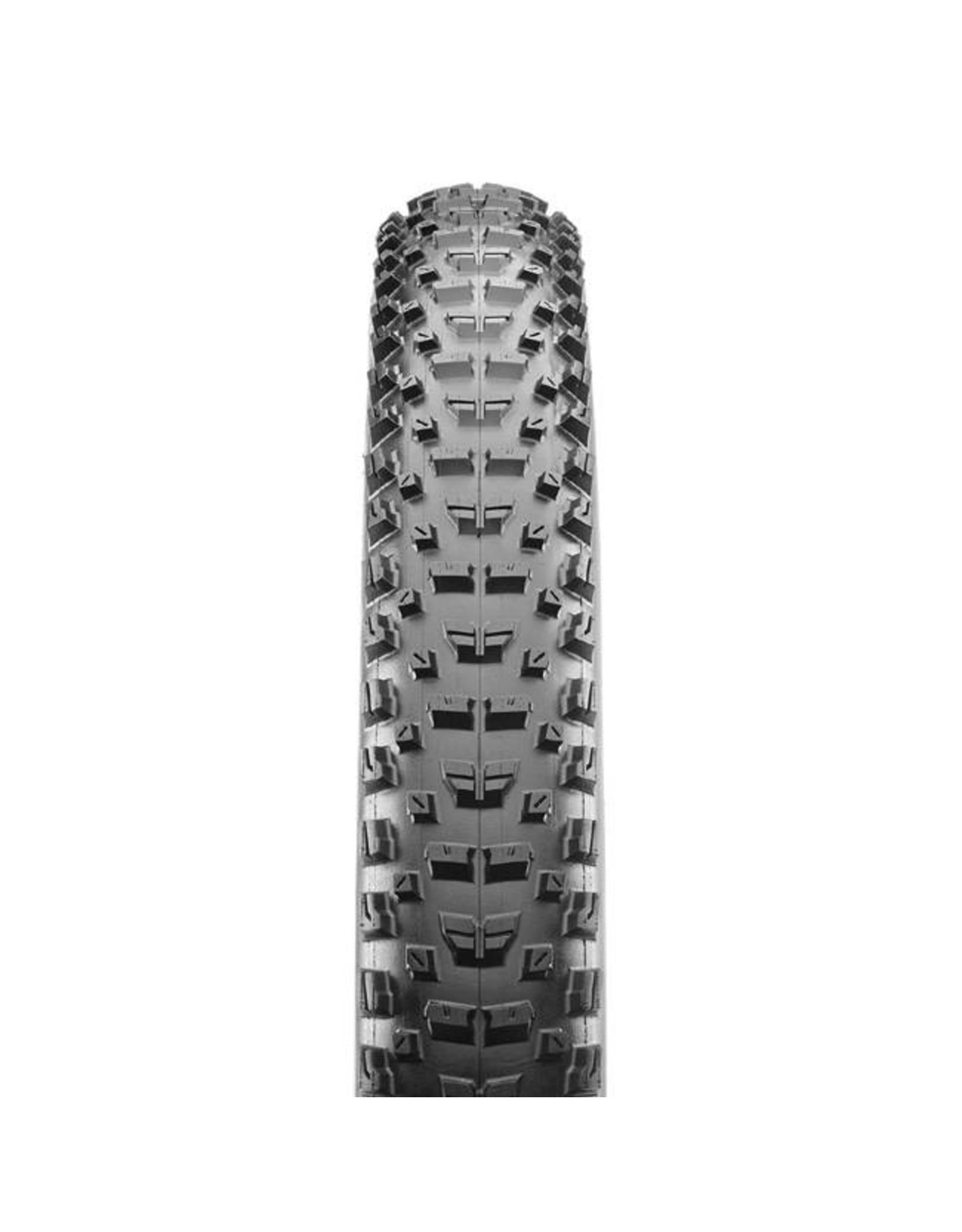 "Maxxis Maxxis Rekon Tire: 29 x 2.60"", Folding, 60tpi, Dual Compound, EXO, Tubeless Ready, Black"