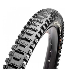 "Maxxis Maxxis Minion DHR II Tire: 27.5 x 2.60"", Folding, 60tpi, Dual Compound, EXO, Tubeless Ready, Black"