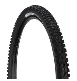 "Maxxis Maxxis Aggressor Tire: 29 x 2.50"", Folding, 60tpi, Dual Compound, EXO, Tubeless Ready, Wide Trail, Black"