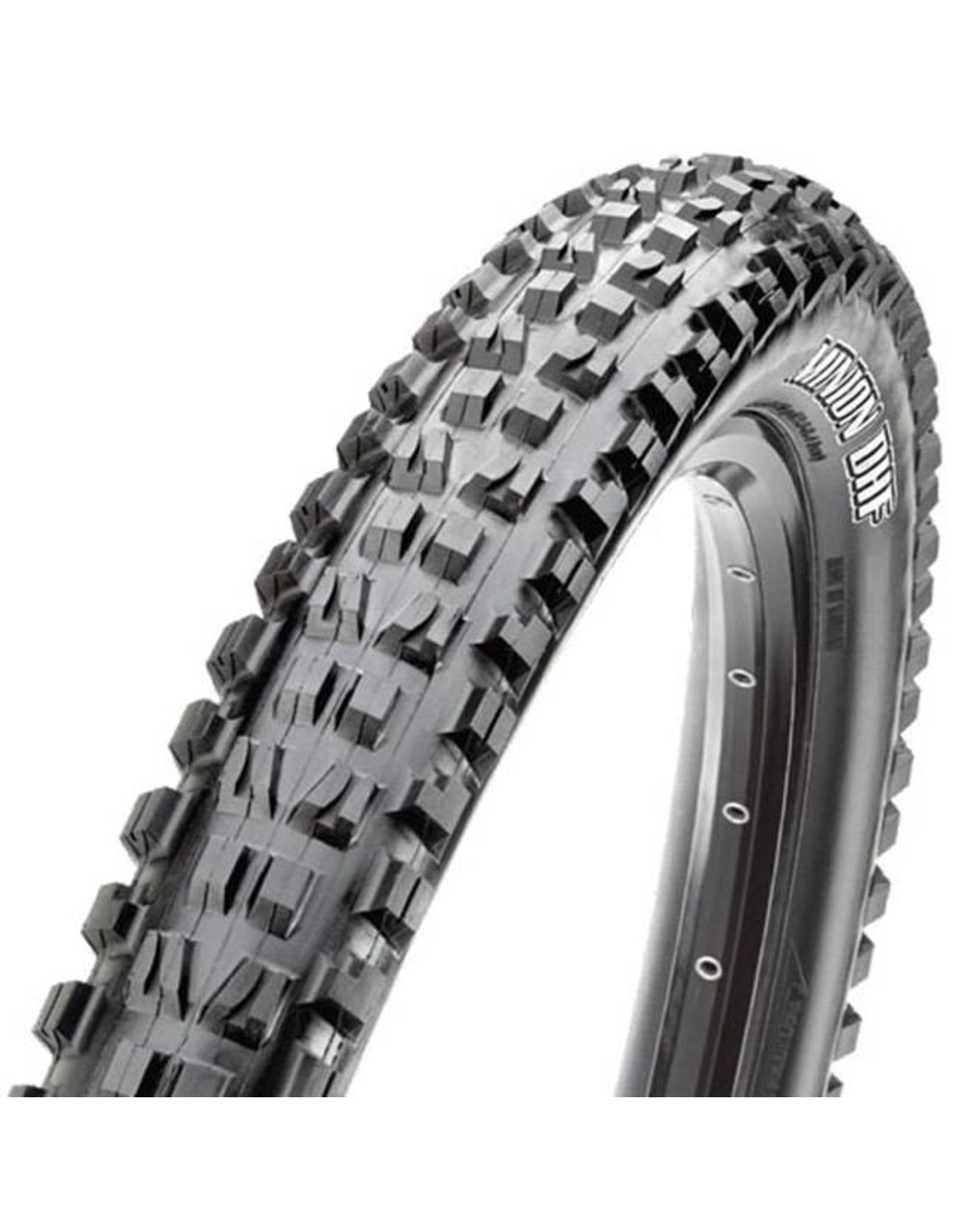 """Maxxis Maxxis Minion DHF Tire: 29 x 2.50"""", Folding, 60tpi, Dual Compound, 2- Ply, Tubeless Ready, Wide Trail, Black"""
