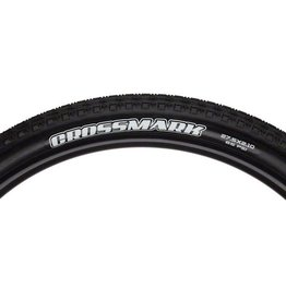 "Maxxis Maxxis Crossmark Tire: 27.5 x 2.10"", Folding, 120tpi, Single Compound, Black"