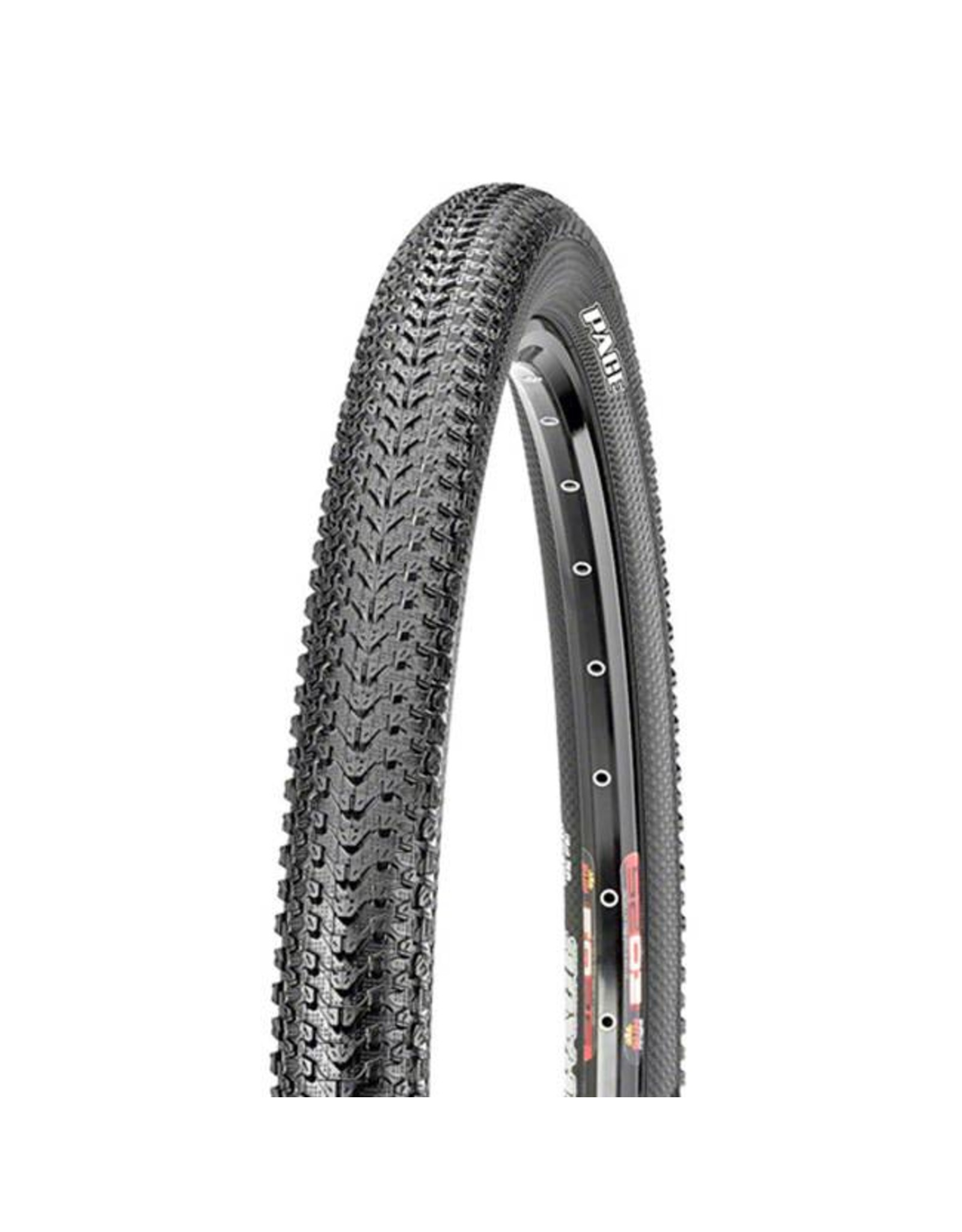 "Maxxis Maxxis Pace Tire: 29 x 2.10"", Folding, 60tpi, Dual Compound, Tubeless Ready, Black"