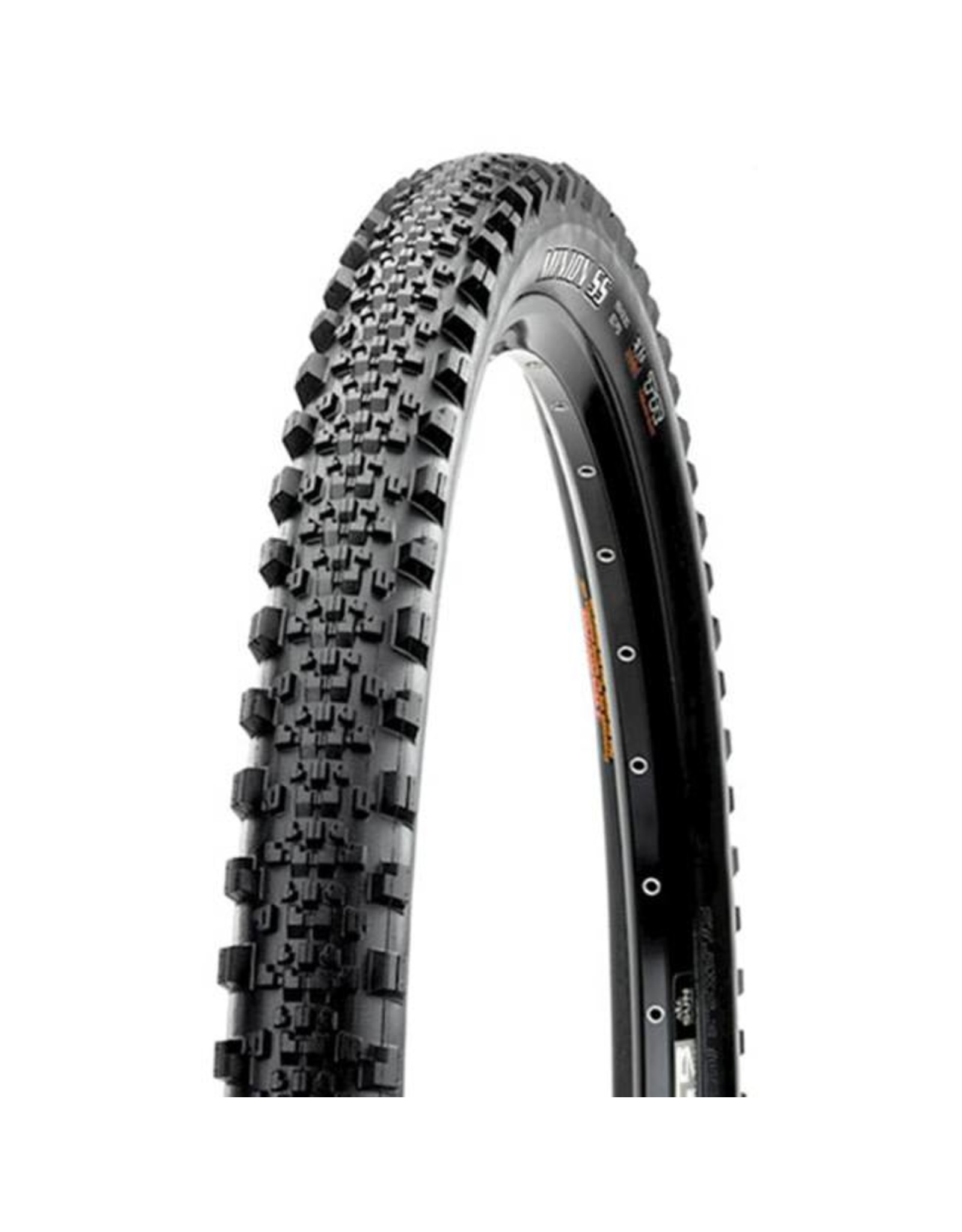 "Maxxis Maxxis Minion SS Tire: 29 x 2.30"", Folding, 60tpi, Dual Compound, EXO, Tubeless Ready, Black"