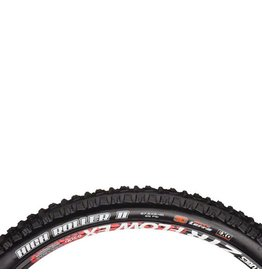 "Maxxis Maxxis High Roller II Tire: 27.5 x 2.40"", Folding, 60tpi, 3C, EXO, Black"