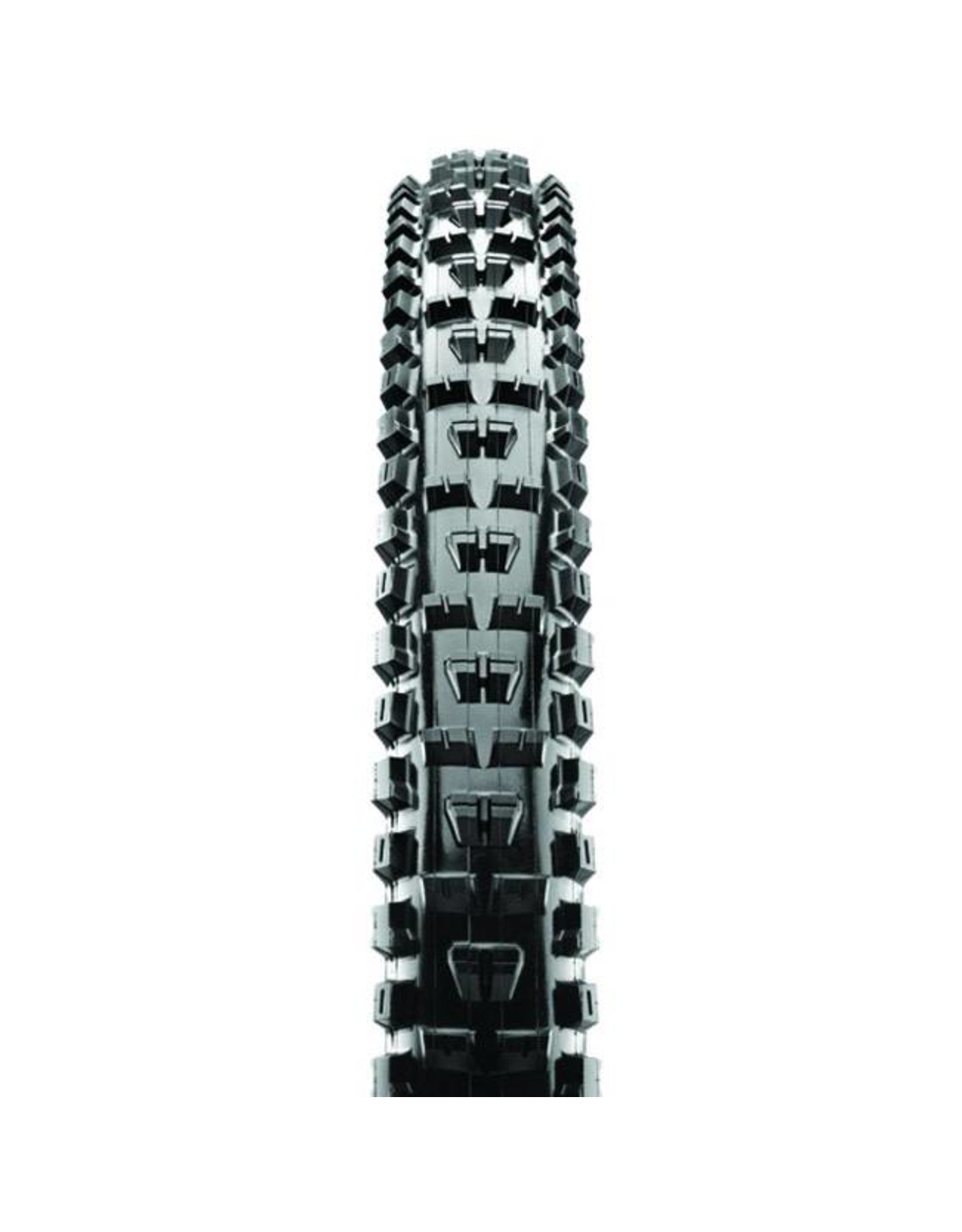 """Maxxis Maxxis High Roller II Tire: 27.5 x 2.40"""", Wire, 60tpi, 3C 2-Ply, Black"""