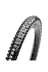 """Maxxis Maxxis High Roller II Tire: 27.5 x 2.30"""", Folding, 60tpi, Dual Compound, EXO, Tubeless Ready, Black"""
