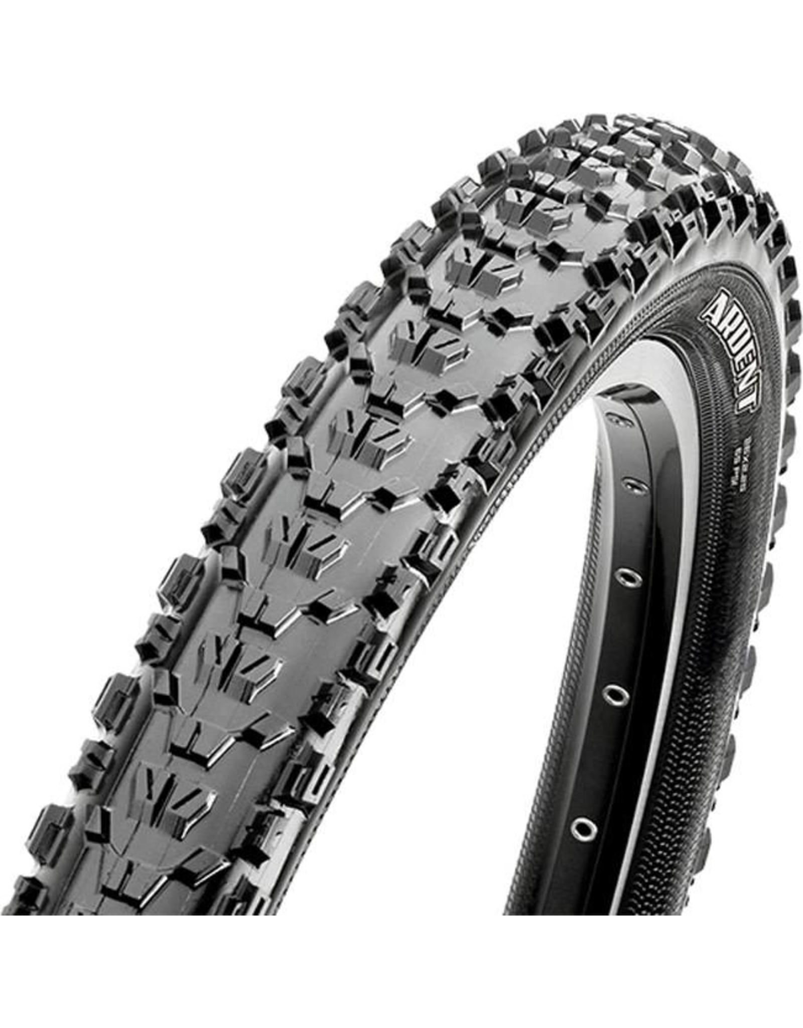 "Maxxis Maxxis Ardent Tire: 27.5 x 2.40"", Folding, 60tpi, Dual Compound, EXO, Tubeless Ready, Black"