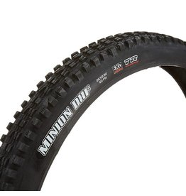 "Maxxis Maxxis Minion DHF Tire: 26 x 2.30"", Folding, 60tpi, Dual Compound, EXO, Tubeless Ready, Black"