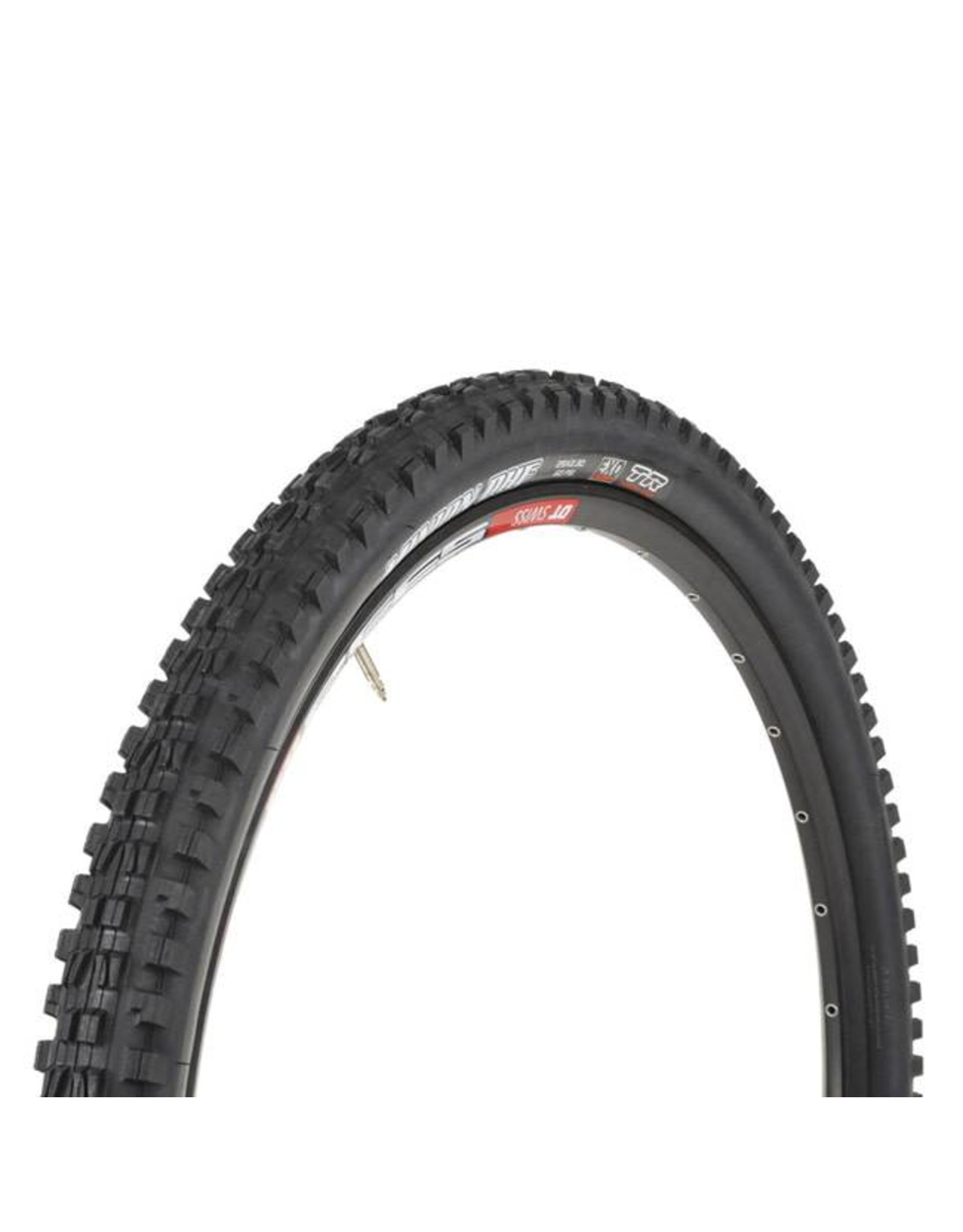 "Maxxis Maxxis Minion DHF Tire: 29 x 2.30"", Folding, 60tpi, Dual Compound, EXO, Tubeless Ready, Black"