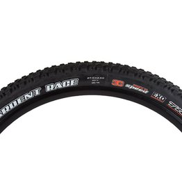 "Maxxis Maxxis Ardent Race Tire: 27.5 x 2.60"", Folding, 120tpi, 3C MaxxSpeed, EXO, Tubeless Ready, Black"