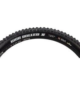 "Maxxis Maxxis High Roller II Tire: 27.5 x 2.40"", Folding, 60tpi, SilkShield, E- Bike Rated, Black"
