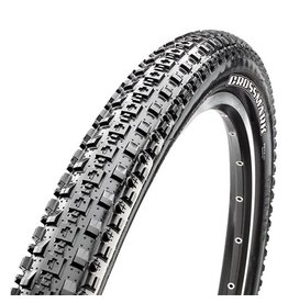 "Maxxis Maxxis Crossmark Tire: 29 x 2.25"", Folding, 60tpi, Dual Compound, EXO, Tubeless Ready, Black"
