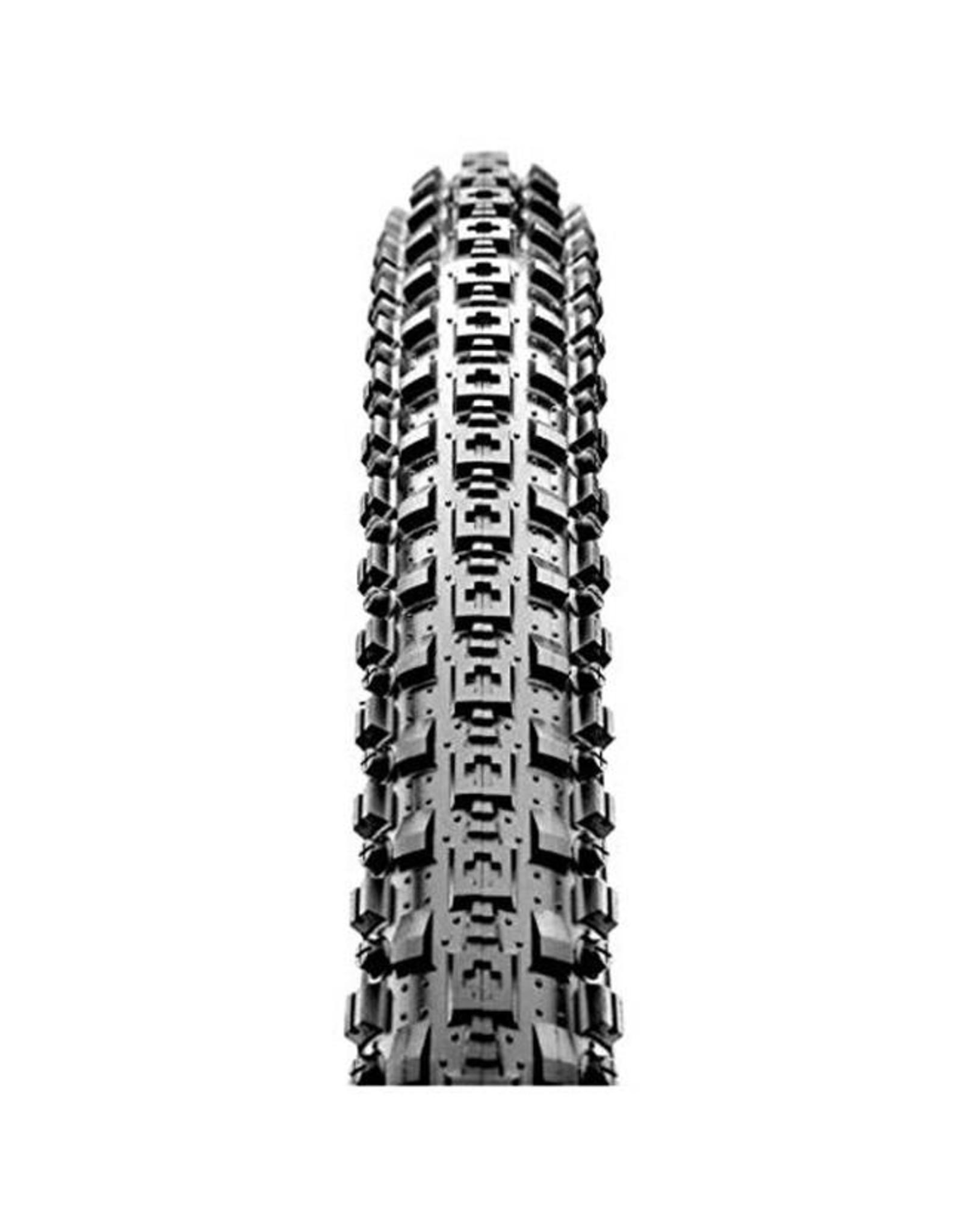 "Maxxis Maxxis Crossmark Tire: 29 x 2.25"", Folding, 60tpi, Dual Compound, EXO, Tubeless Ready, Black"