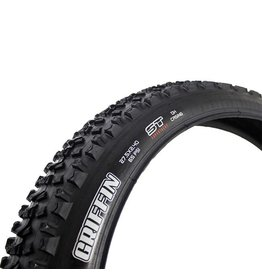 "Maxxis Maxxis Griffin Tire: 27.5 x 2.40"", Wire, 60tpi, Super Tacky 2-Ply, Black"