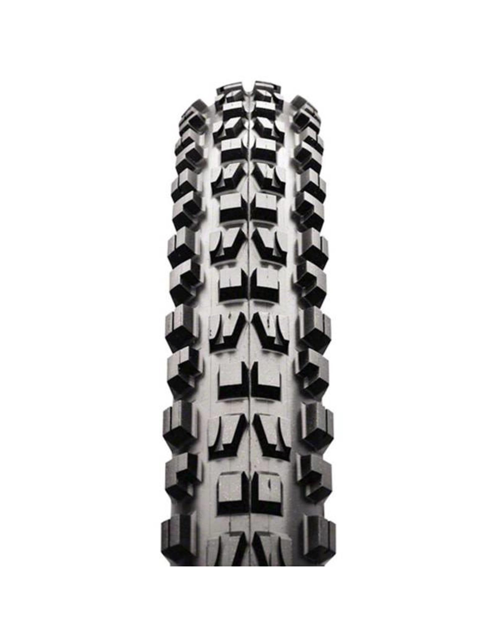 "Maxxis Maxxis Minion DHF Tire: 27.5 x 2.50"", Wire, 60tpi, 3C 2-Ply, Black"