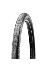 "Maxxis Maxxis DTH Tire: 24 x 1.75"", Wire, 120tpi, Dual Compound, SilkWorm, Black"