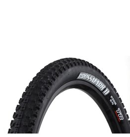 "Maxxis Maxxis Crossmark II Tire: 27.5 x 2.25"", Folding, 60tpi, Dual Compound, Tubeless Ready, Black"