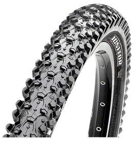 "Maxxis Maxxis Ignitor Tire: 27.5 x 2.10"", Folding, 60tpi, Single Compound, EXO, Tubeless Ready, Black"