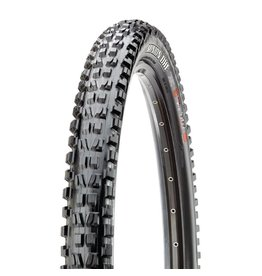 """Maxxis Maxxis Minion DHF Tire: 27.5 x 2.50"""", Folding, 60tpi, Dual Compound, EXO, Tubeless Ready, Wide Trail, Black"""