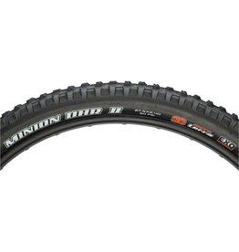 "Maxxis Maxxis Minion DHR II Tire: 27.5 x 2.40"", Folding, 60tpi, 3C, EXO, Tubeless Ready, Wide Trail, Black"