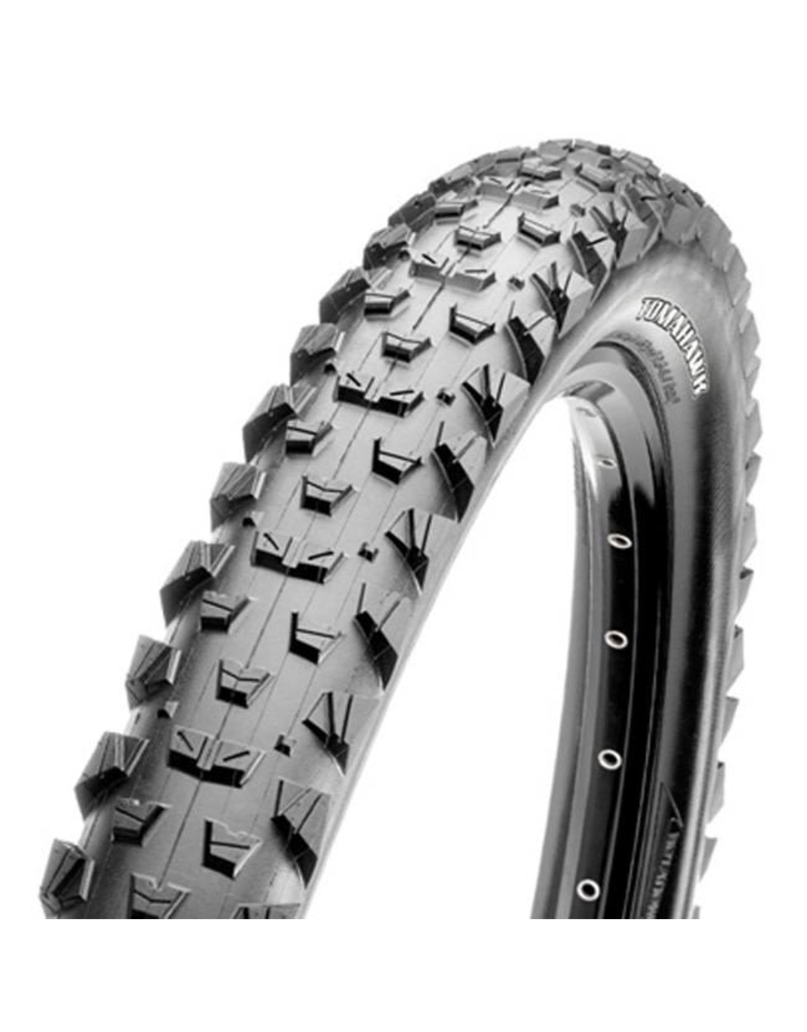 "Maxxis Maxxis Tomahawk Tire: 29 x 2.30"", Folding, 60tpi, 3C, EXO, Tubeless Ready, Black"