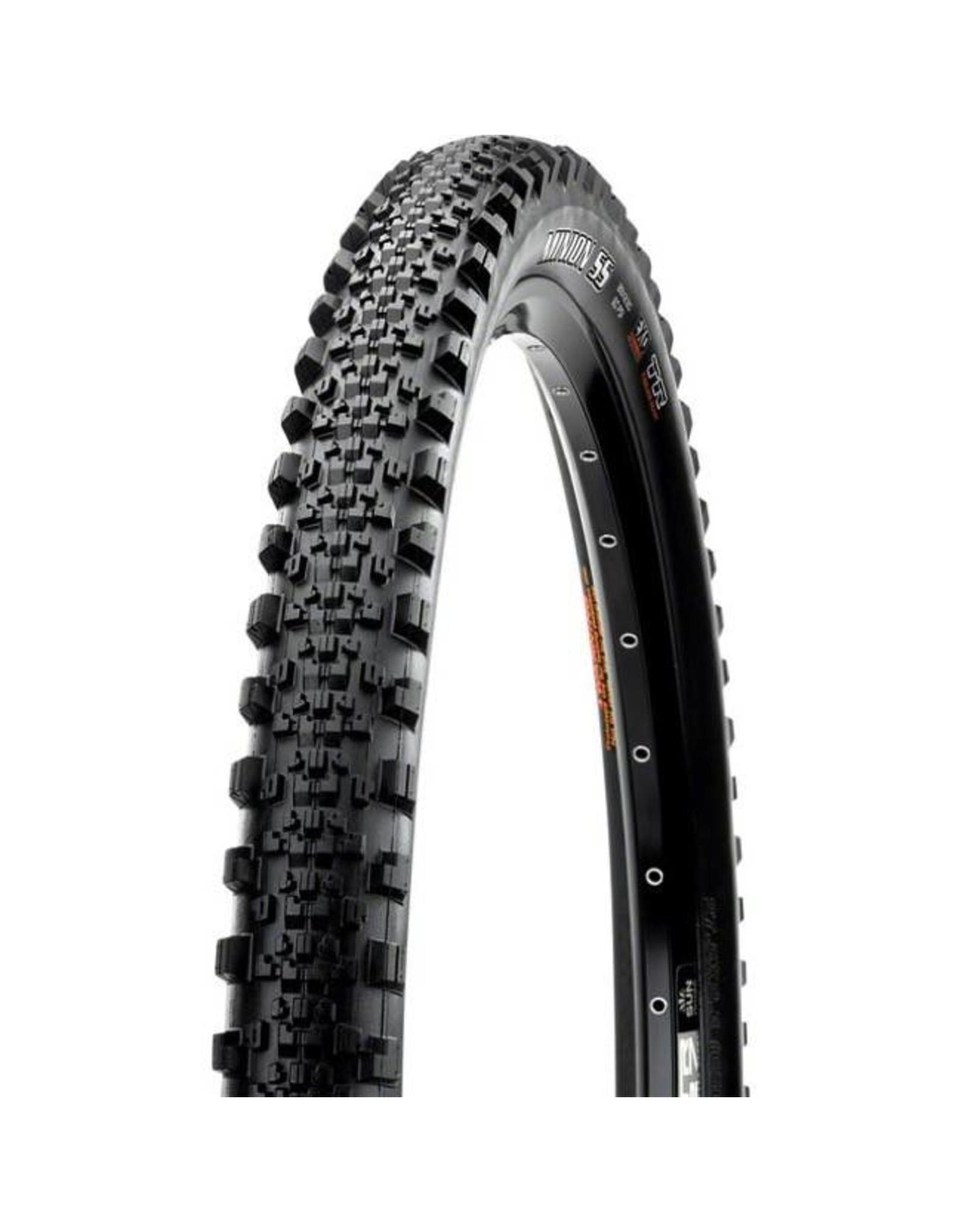 """Maxxis Maxxis Minion SS Tire: 27.5 x 2.50"""", Wire, 60tpi, 3C MaxxGrip, Black"""