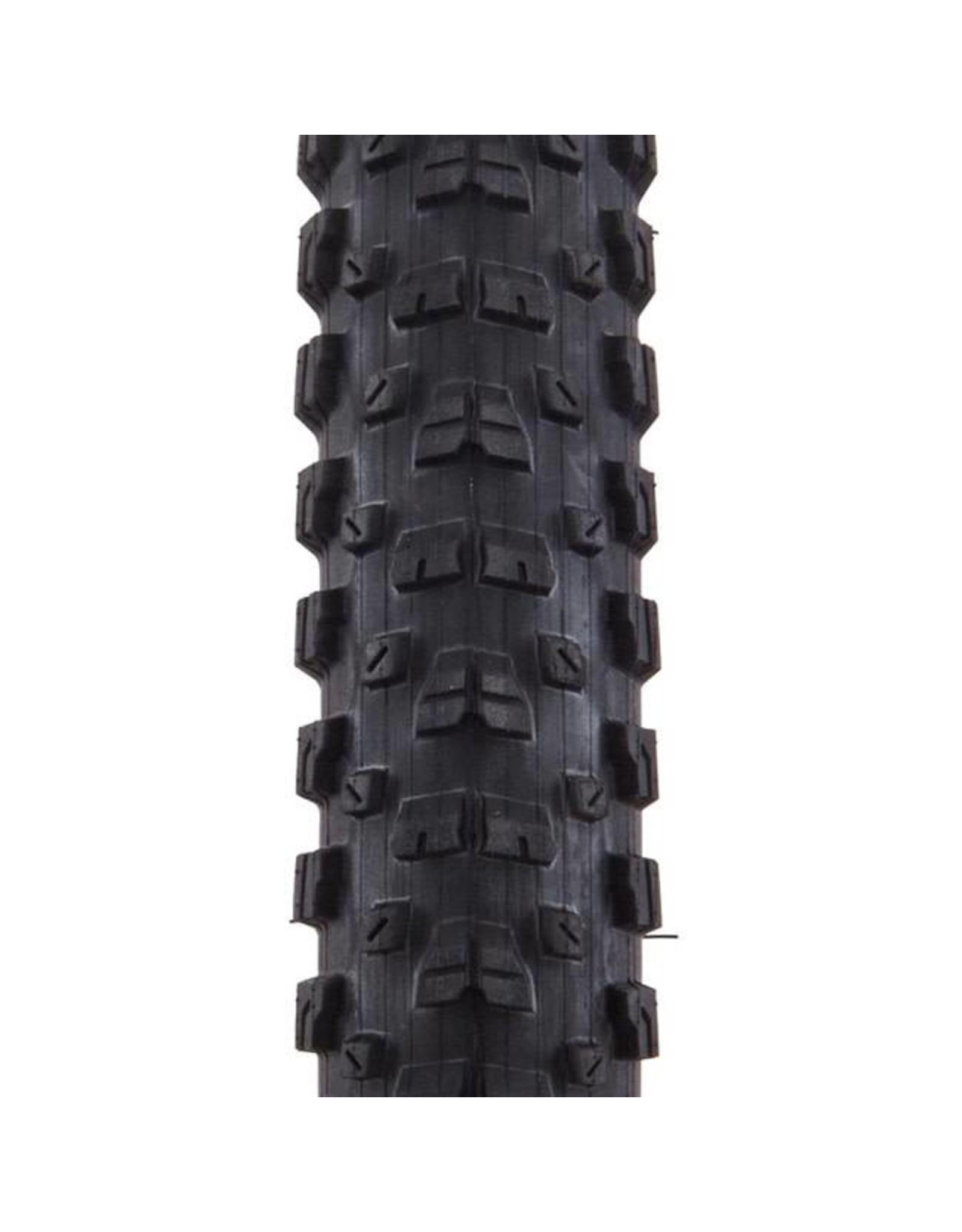"Maxxis Maxxis Rekon+ Tire: 27.5 x 2.80"", Folding, 60tpi, Dual Compound, EXO, Tubeless Ready, Black"