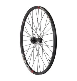 "Industry Nine Industry Nine Trail 245 Wheelset: 27.5"", 15 x 110mm Boost, 12 x 148mm, 32H, Shimano HG Freehub, Black"