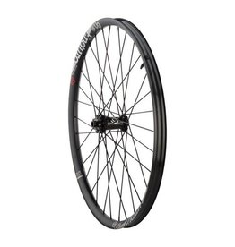 "Industry Nine Industry Nine  Enduro 305  Wheelset: Hydra 27.5"" 15 x 110mm Thru Axle Front, 12 x 148mm Thru Axle Rear, SRAM XD Freehub, Black"