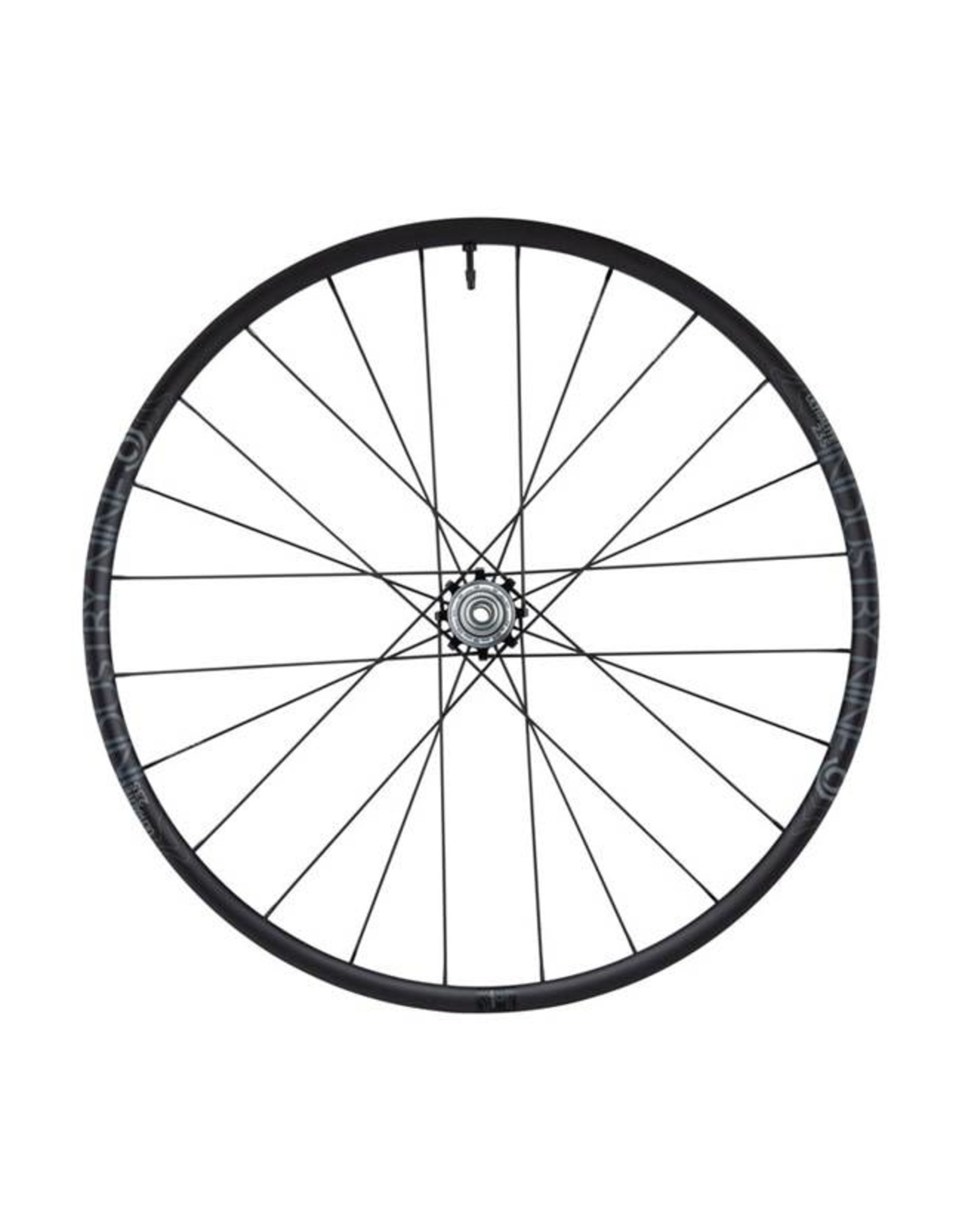 Industry Nine Industry Nine ULCX235 TRA 650b Wheelset with 12/12x142mm Axles, HG Freehub Body, All Black