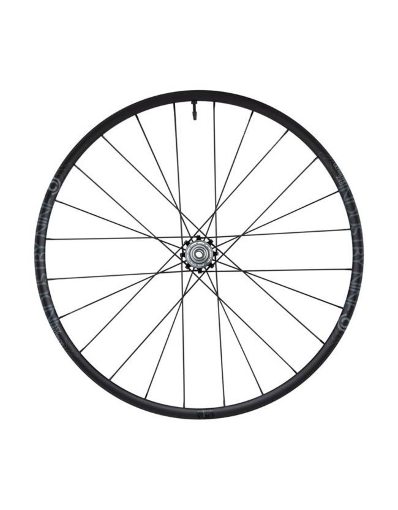 Industry Nine Industry Nine ULCX235 TRA 700c Wheelset with 12/12x142mm Axles, XD-R Freehub Body, All Black
