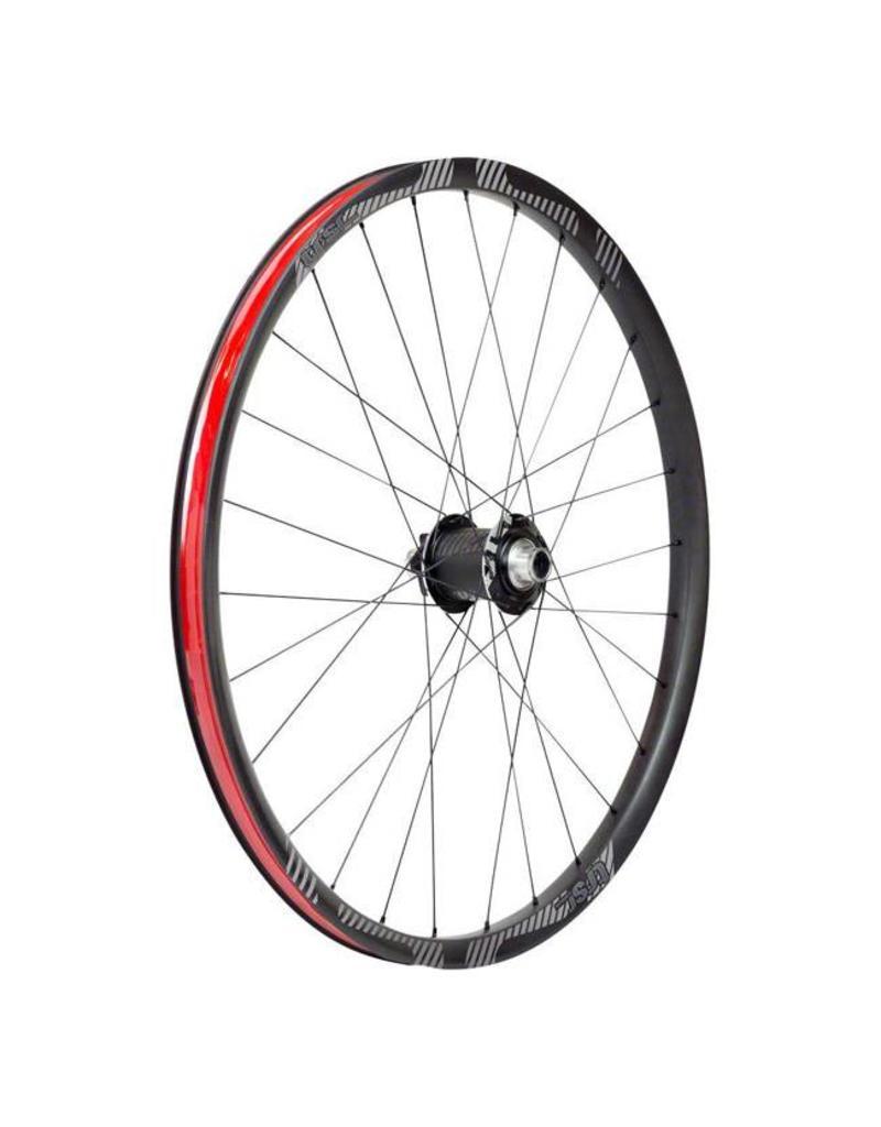 "e*thirteen by The Hive e*thirteen TRSr Carbon Front Wheel 27.5"" 100x15mm Tubeless, Black"