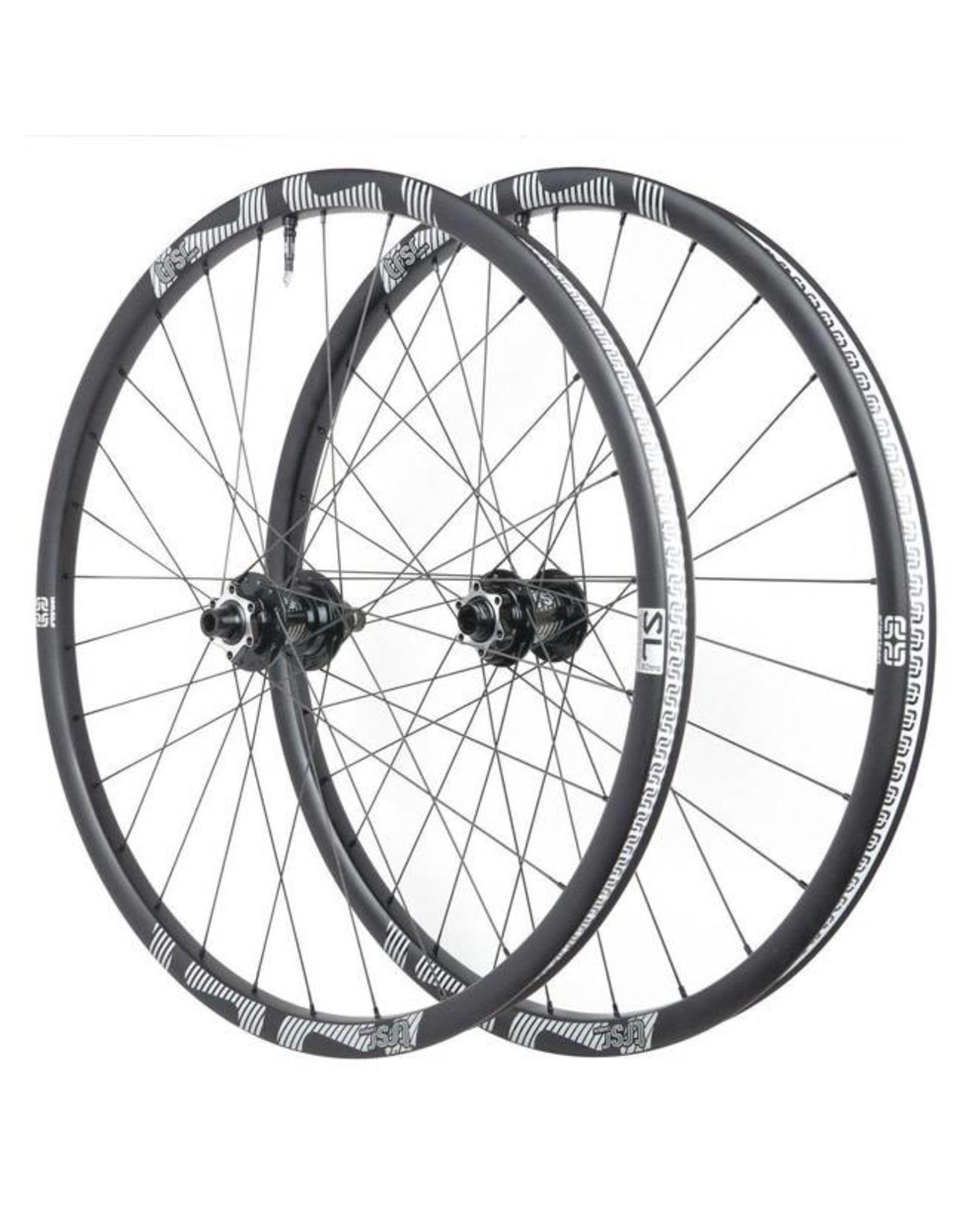 "e*thirteen by The Hive e*thirteen TRSr SL Front Wheel 29"" 110x15mm Boost Tubeless, Black"