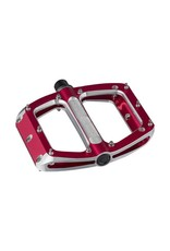 Spank Spank Spoon Medium (100mm) Pedals, Red