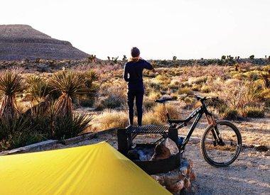 Camping / Trailhead